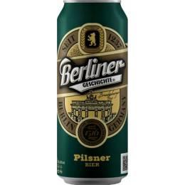 Berliner Geschichte Pilsner - 0,5 л ж/б