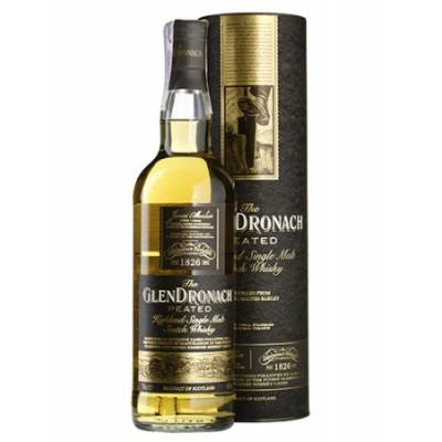 GlenDronach Peated, tube - 0,7 л