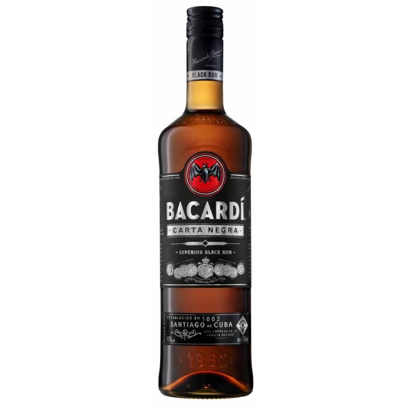 Bacardi Carta Negra - 0,5 л Bacardi Martini