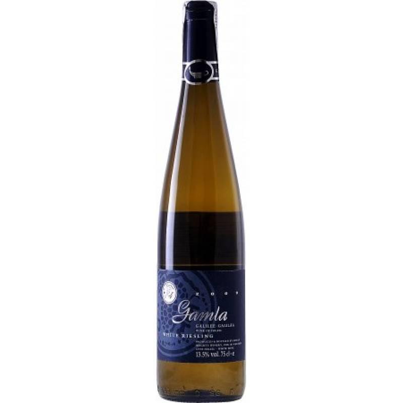 White Riesling Gamla 0,75 л Golan Heights Winery