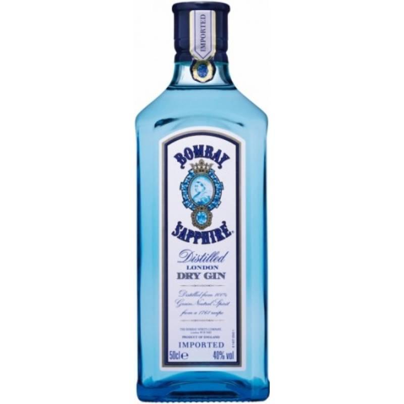 Bombay Sapphire ( 0,5л ) Bacardi Limited - АРХИВ!!!