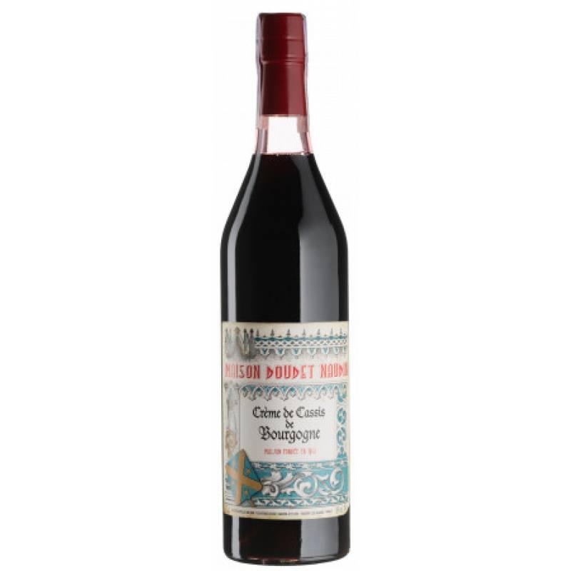Creme de Cassis de Bourgogne - 0,7 л Doudet Naudin - АРХИВ!!!
