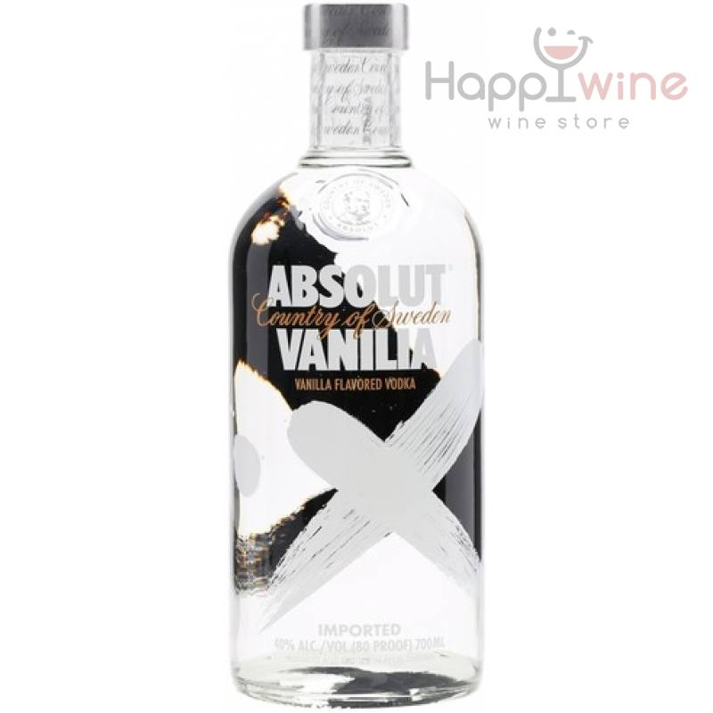 Absolut Vanilia - 0,7 л The Absolut Company AB - АРХИВ!!!