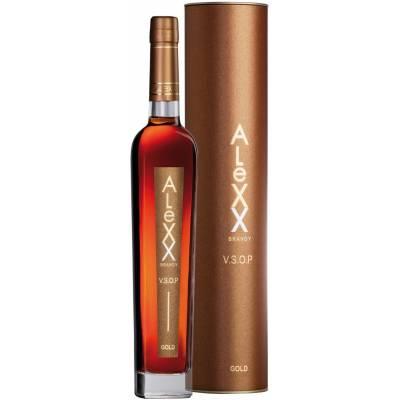 Alexx Gold VSOP in tube - 0.5 л