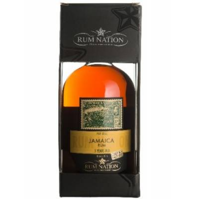 Jamaica 5yo Pot Still Oloroso Sherry Finish, gift box 0,7 л