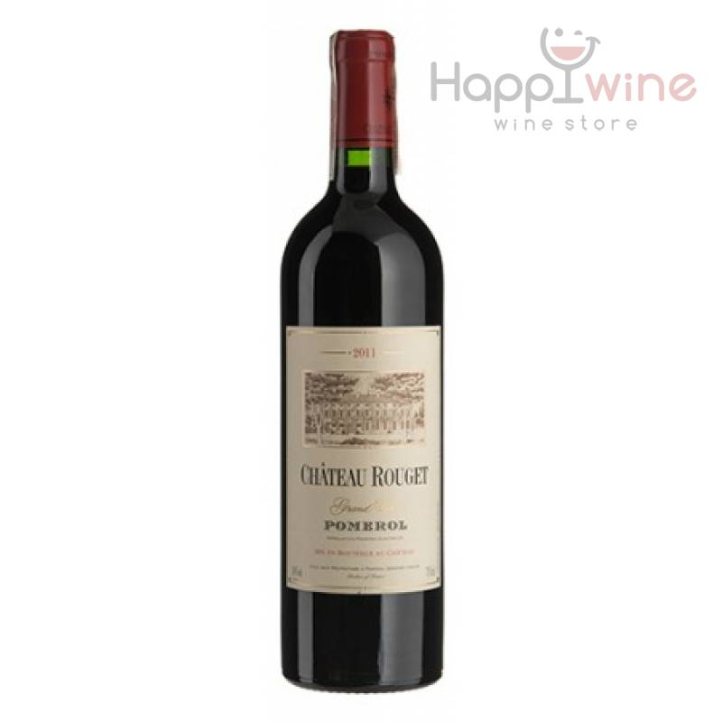 Chateau Rouget 2011 - 0,75 л Chateau Rouget - АРХИВ!!!