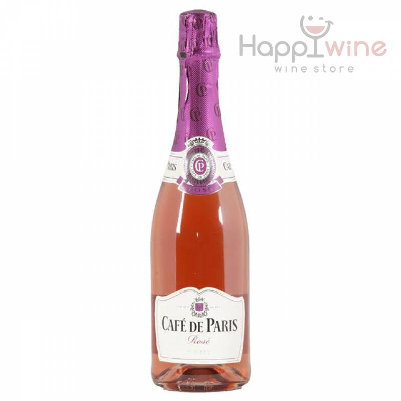 Cafe de Paris Rose - 0,75 л  Pernod Ricard - АРХИВ!!!