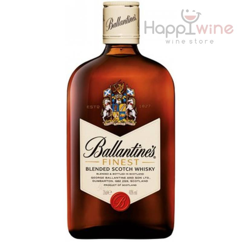 Ballantine's Finest ( 0,5л ) George Ballantine & Son Ltd - АРХИВ!!!