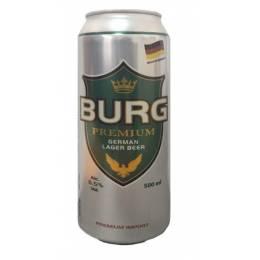Burg Lager - 0,5 ж/б