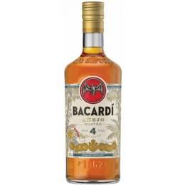 Bacardi Anejo Cuatro - 0,7 л