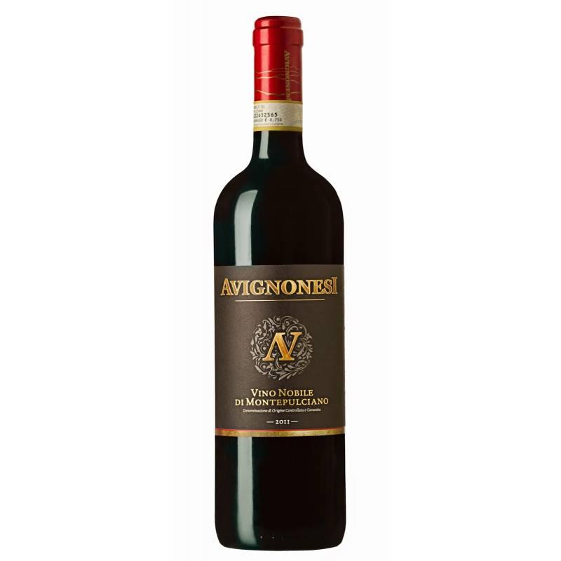 Avignonesi Vino Nobile di Montepulciano, 2011 ( Avignonesi Нобиле ди Монтепульчано 2011 ) 0,375 л Avignonesi - АРХИВ!!!