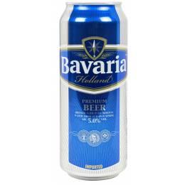 Bavaria - 0,5 л ж/б