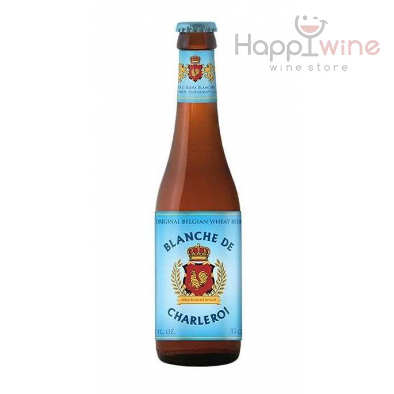 Blanche de Charleroi ( 0,33л ) Moscow Brewing Company - АРХИВ!!!