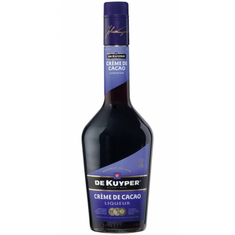 De Kuyper Creme de Cacao Brown ( 0,7л ) De Kuyper Royal Distillers - АРХИВ!!!