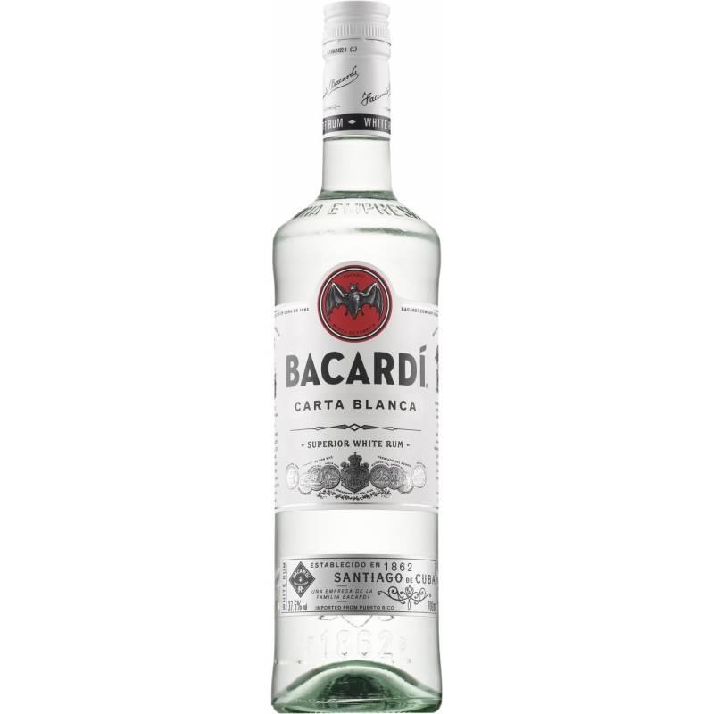 Bacardi Carta Blanca - 0,7 л Bacardi Martini