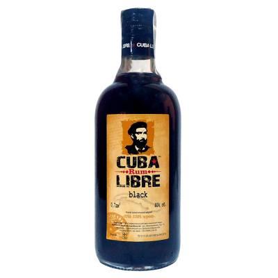 CUBA LIBRE Rum Black ( Куба Либре ) 0,7л