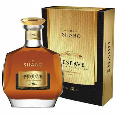 SHABO RESERVE 20 років ( 0,5л )
