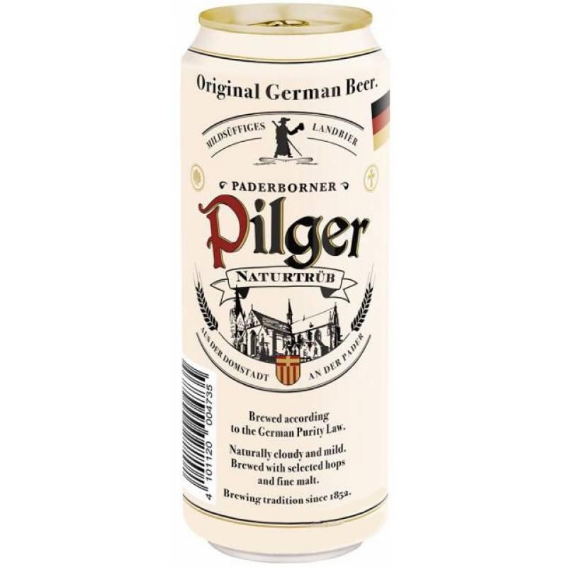 Paderborner Pilger ж/б ( 0,5л ) Warsteiner Gruppe