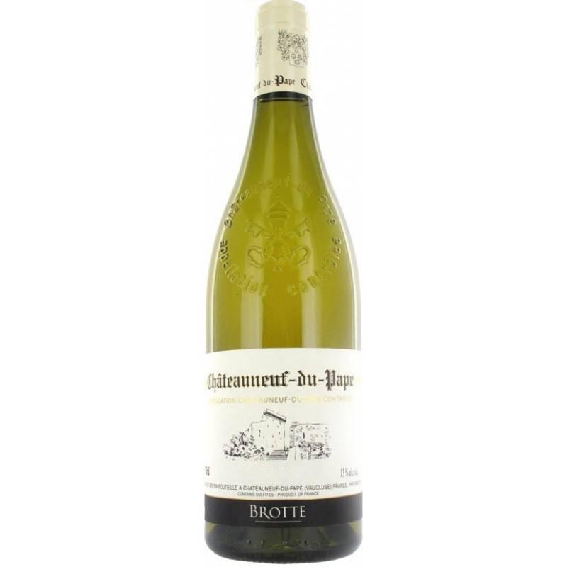 Brotte Chateauneuf-du-Pape ( Brotte Шатоньоф-дю-Пап ) 2015  0,75 л Brotte - АРХИВ!!!