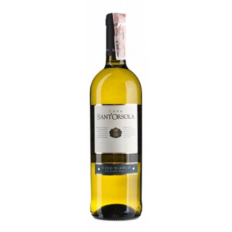 Bianco Semi sweet - 0,75 л Fratelli Martini