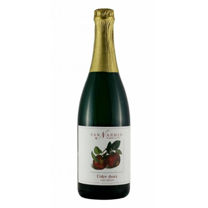 Cider Van Nahmen Doux ( 0,75л ) Van Nahmen