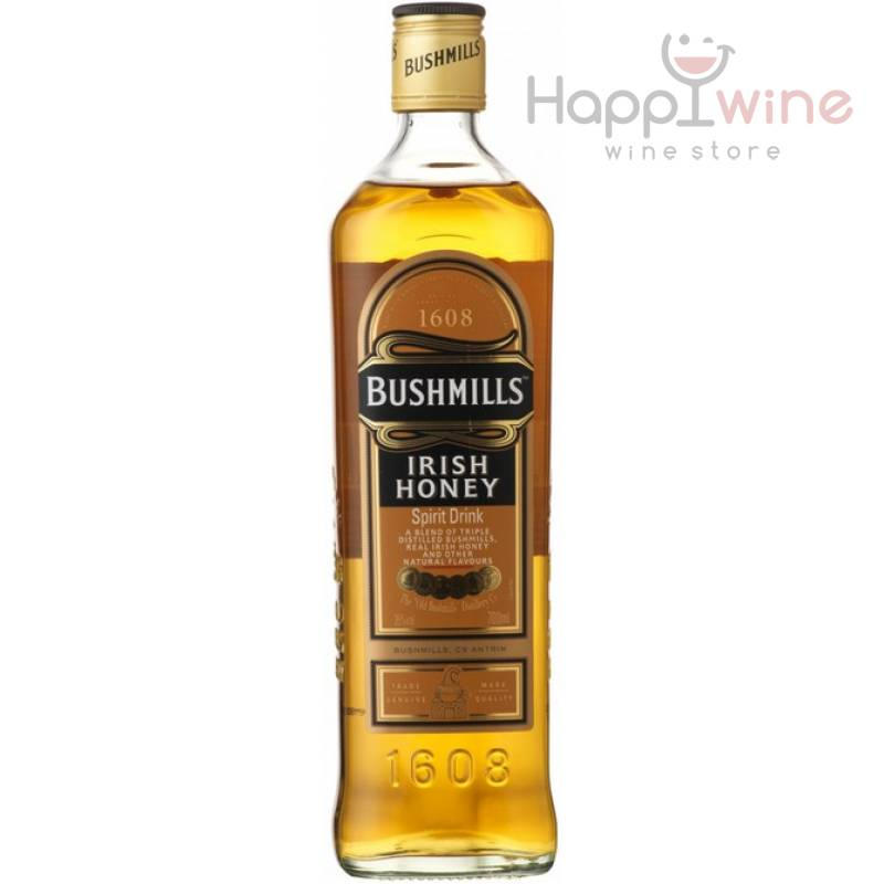 Bushmills Irish Honey ( 0,7л ) - АРХИВ!!!