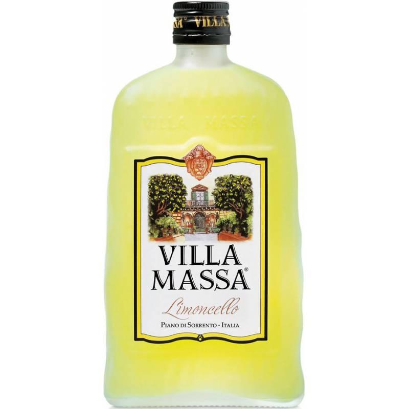 Villa Massa Limoncello 0,5л  Villa Massa