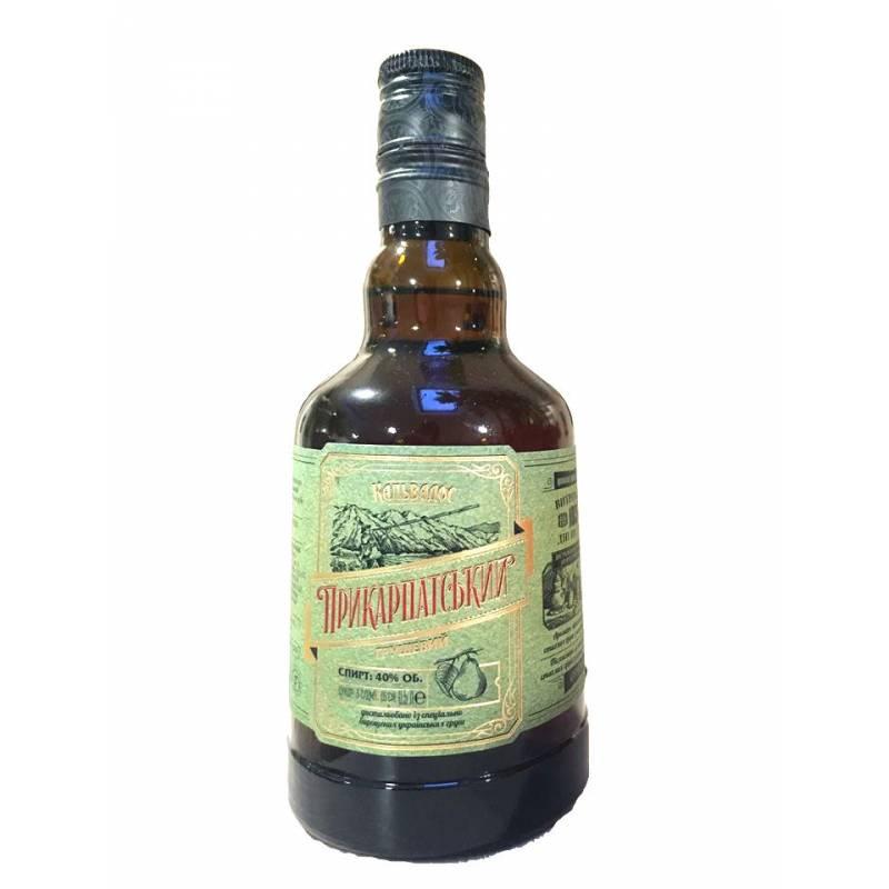 Кальвадос Прикарпатский грушевый ( 0,5л)