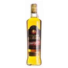 Golden Barrel Cuban Spiced - 0,7 л