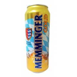 Memminger Gold - 0,5 л ж/б