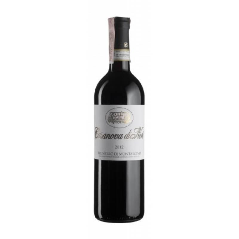 Brunello di Montalcino 2012 - 0,75 л Casanova di Neri - АРХИВ!!!