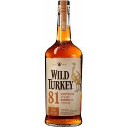 Wild Turkey 81 ( 1,0л )