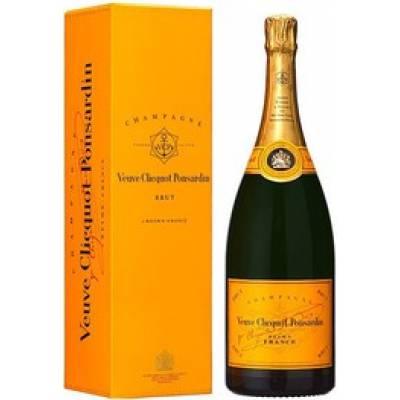Veuve Clicquot Ponsandin Brut в коробке - 0,75 л