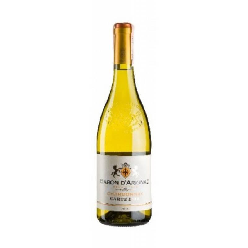 Baron d'Arignac Chardonnay - 0,75 л Baron d'Arignac