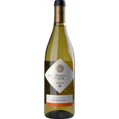 TerraMater Paso Del Sol Chardonnay ( 0,75л )