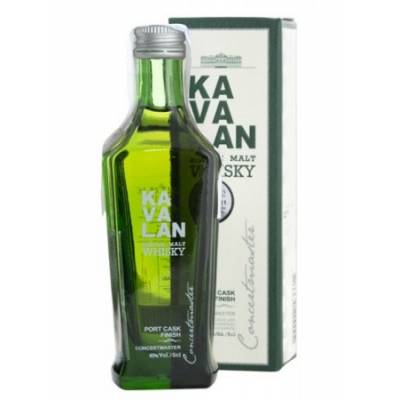 Kavalan Port Cask Finish - 0.05 л