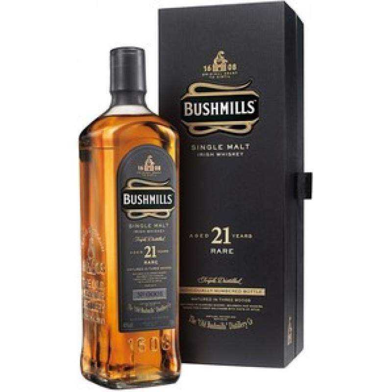 Bushmills 21 год ( 0,7л ) Old Bushmills Distillery - АРХИВ!!!