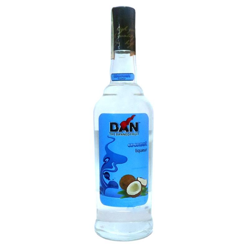 BAN Coconut ( кокос ) 0,75л - АРХИВ!!!