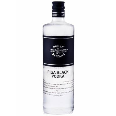Водка Riga Black 0.5 л