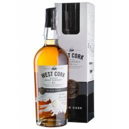 West Cork Black Cask, gift box - 0,7 л