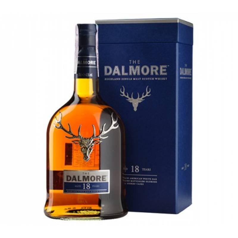 Dalmore 18 yo - 0,7 л  Dalmore