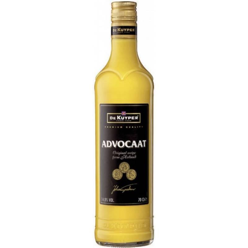 De Kuyper Advocaat ( яичный) ( 0,7л ) De Kuyper Royal Distillers - АРХИВ!!!
