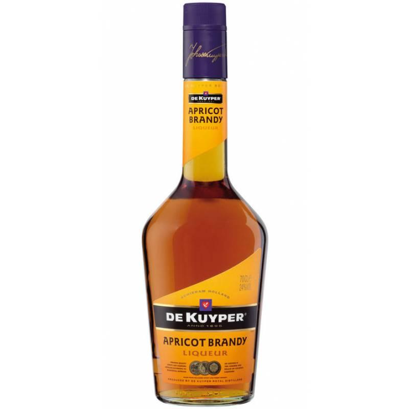 De Kuyper Apricot Brandy ( Абрикосовый бренди ) ( 0,7л ) De Kuyper Royal Distillers - АРХИВ!!!