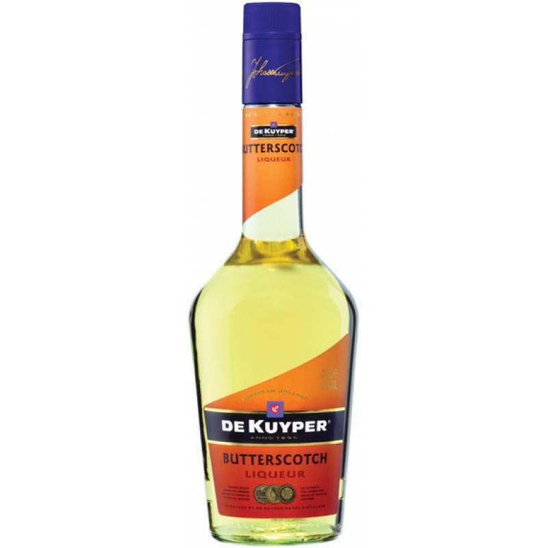 De Kuyper Butterscotch ( 0,7л ) De Kuyper Royal Distillers - АРХИВ!!!
