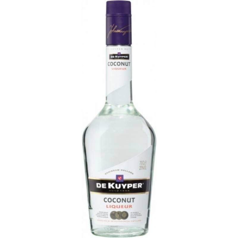 De Kuyper Coconut ( Кокос) ( 0,7л ) De Kuyper Royal Distillers - АРХИВ!!!