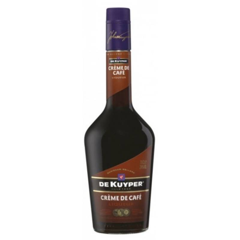 De Kuyper Creme de Cafe ( 0,7л ) De Kuyper Royal Distillers - АРХИВ!!!