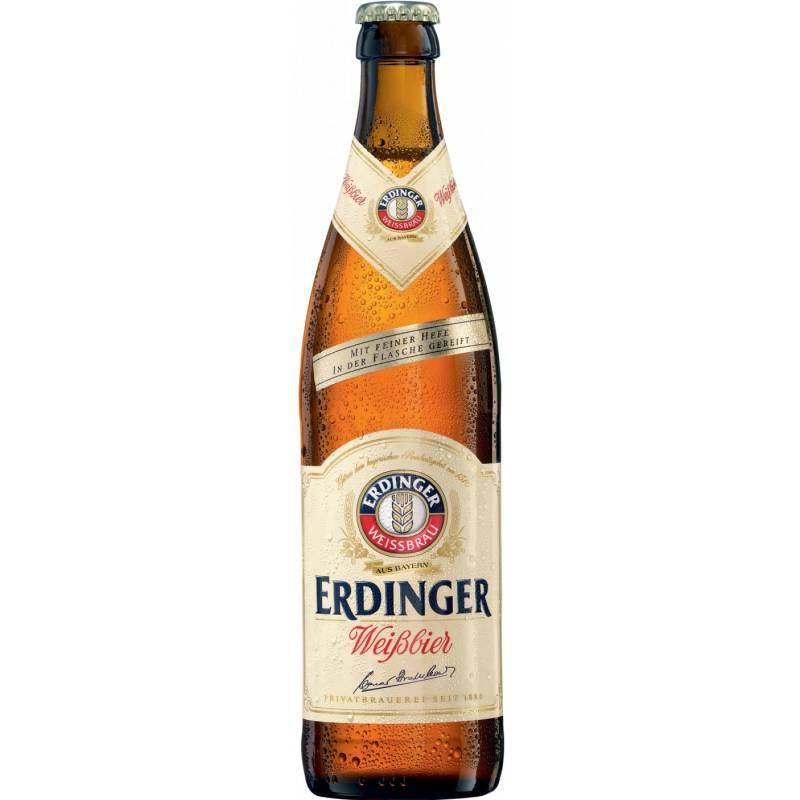 ERDINGER Weissbier  ( 0,5л ) ERDINGER