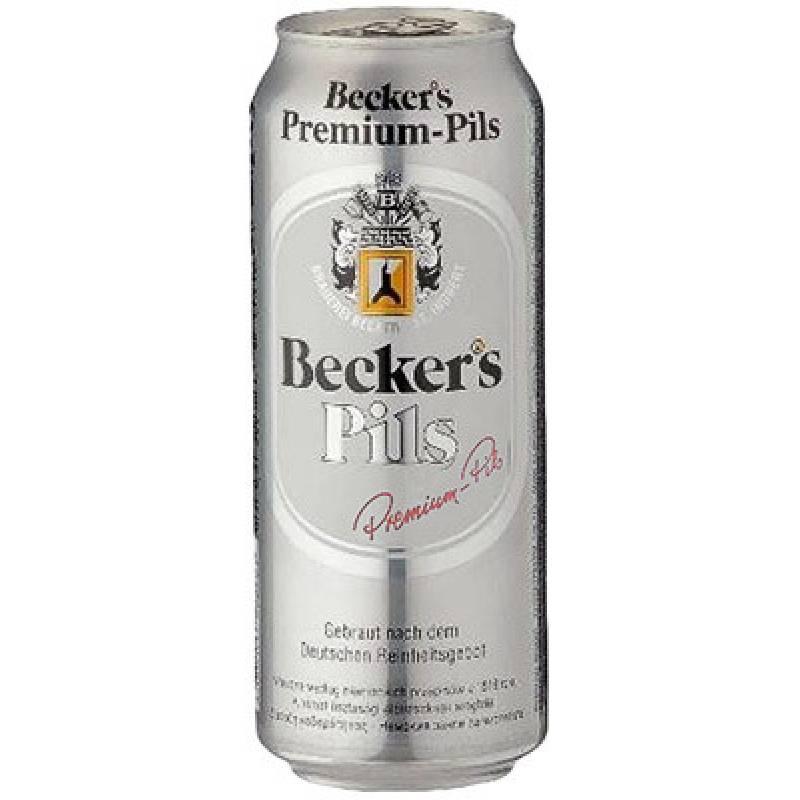 Beckers Pils ( 0,5л ) Brauerei Becker