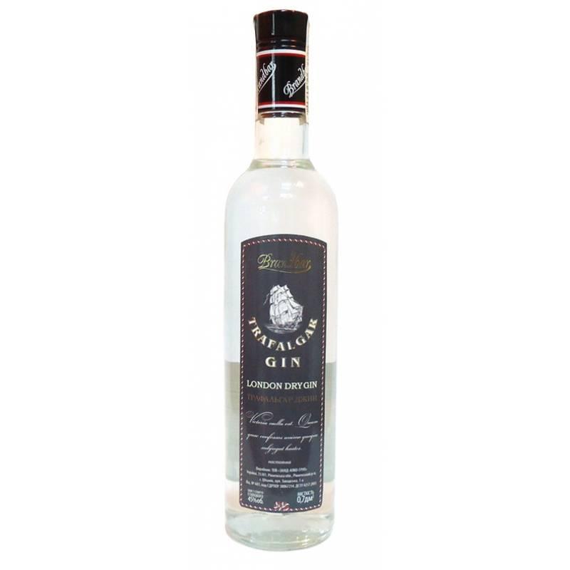 Brandbar Trafalgar gin - 0.7 л