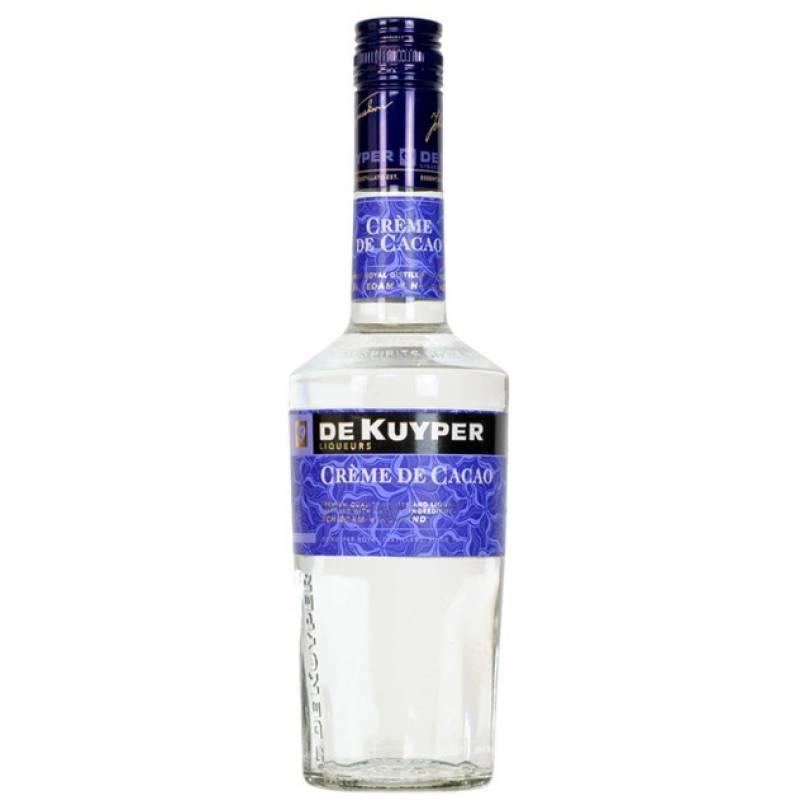 De Kuyper Creme de Cacao White ( 0,7л ) De Kuyper Royal Distillers - АРХИВ!!!